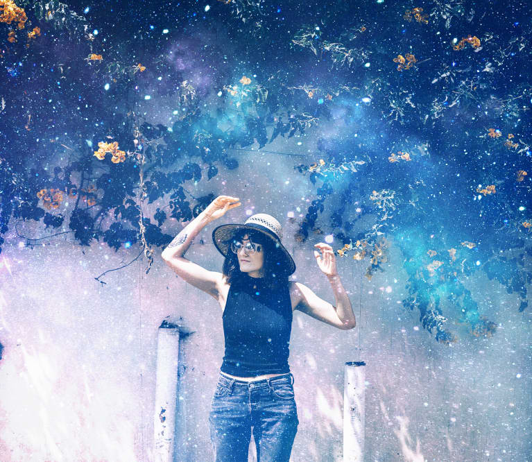 """Saturn Return"" Is An Astrological Wake-Up Call. Here's How To Navigate It"