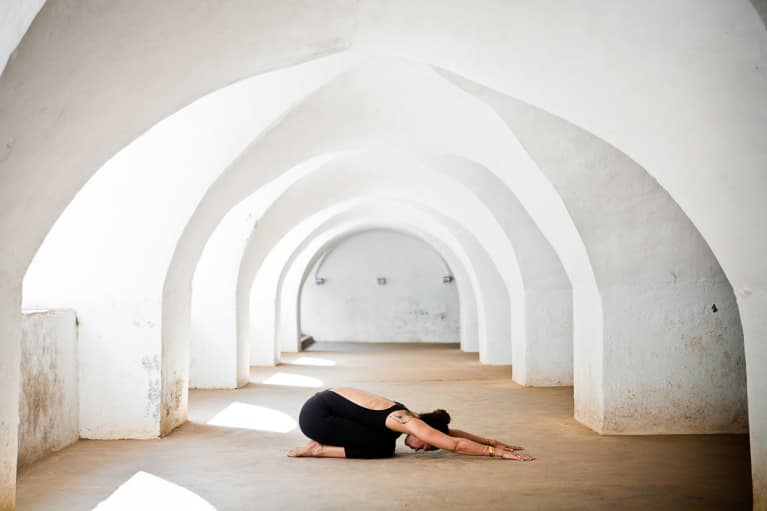 Swap Your Sweat-Dripping Yoga Flow For This Relaxing Sequence