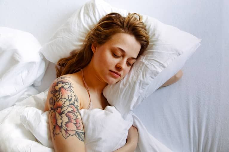 Research Finds The Scent Of A Loved One Could Help Improve Sleep