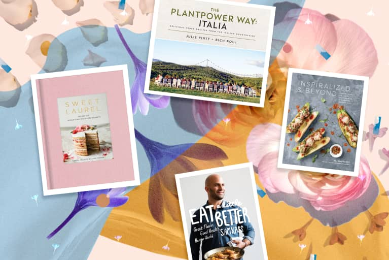 Spring Cleaning Your Diet? These Are The 10 Most Inspiring (And Delicious!) New Cookbooks