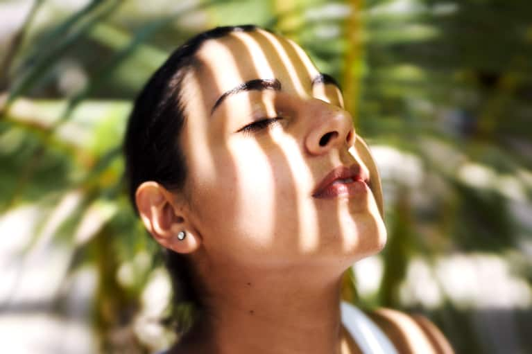 The Very Best Breathing Technique For Anxiety, According To A Therapist