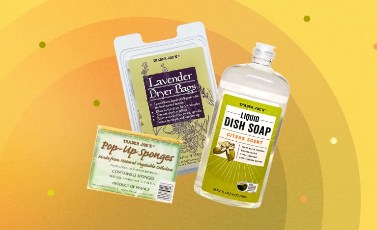 Feeling The Need To Clean? Pick Up These 5 Trader Joe's Products