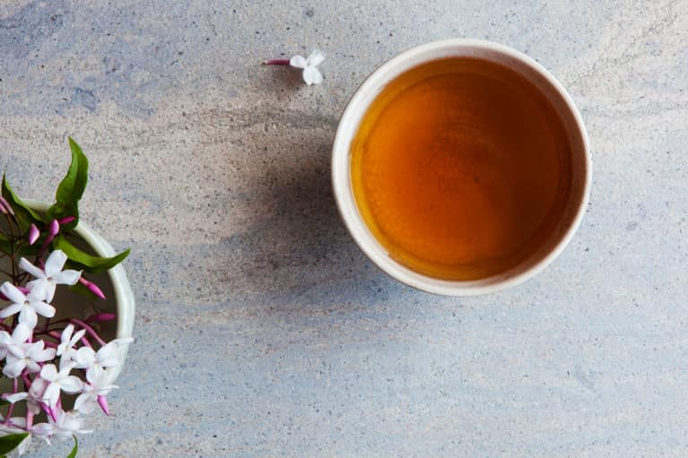 We Found Your New Favorite Calming Tea — And It Might Help With Bloating Too