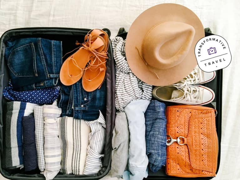 A Pro Organizer On How To Become The Minimalist Packer You've Always Wanted To Be