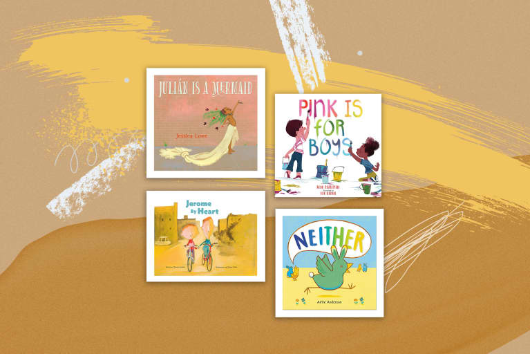 Want To Raise Kids Who Value Gender Inclusivity? Start With These 7 New Books