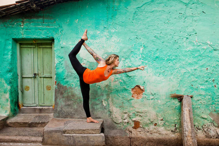 Yes, Yoga Alters Your DNA. Here's Why That's Important