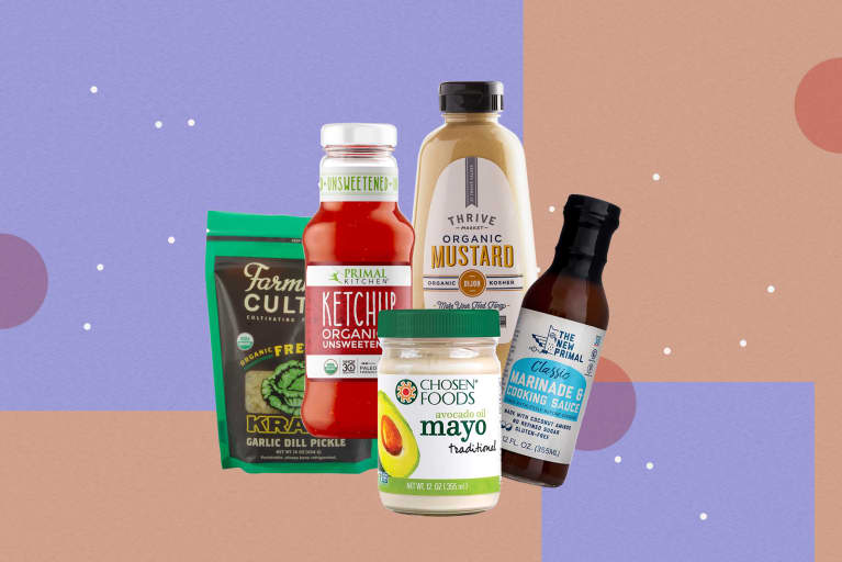 Stop Dousing Your BBQ In Sugar Sauce — Reach For One Of These Super-Healthy Condiments Instead