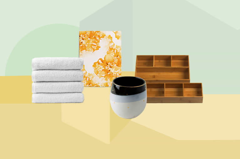 9 Budget-Friendly Products That Will Turn Your Bathroom Into A Straight-Up Spa