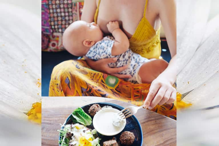 9 Weird Things No One Tells You About Breastfeeding