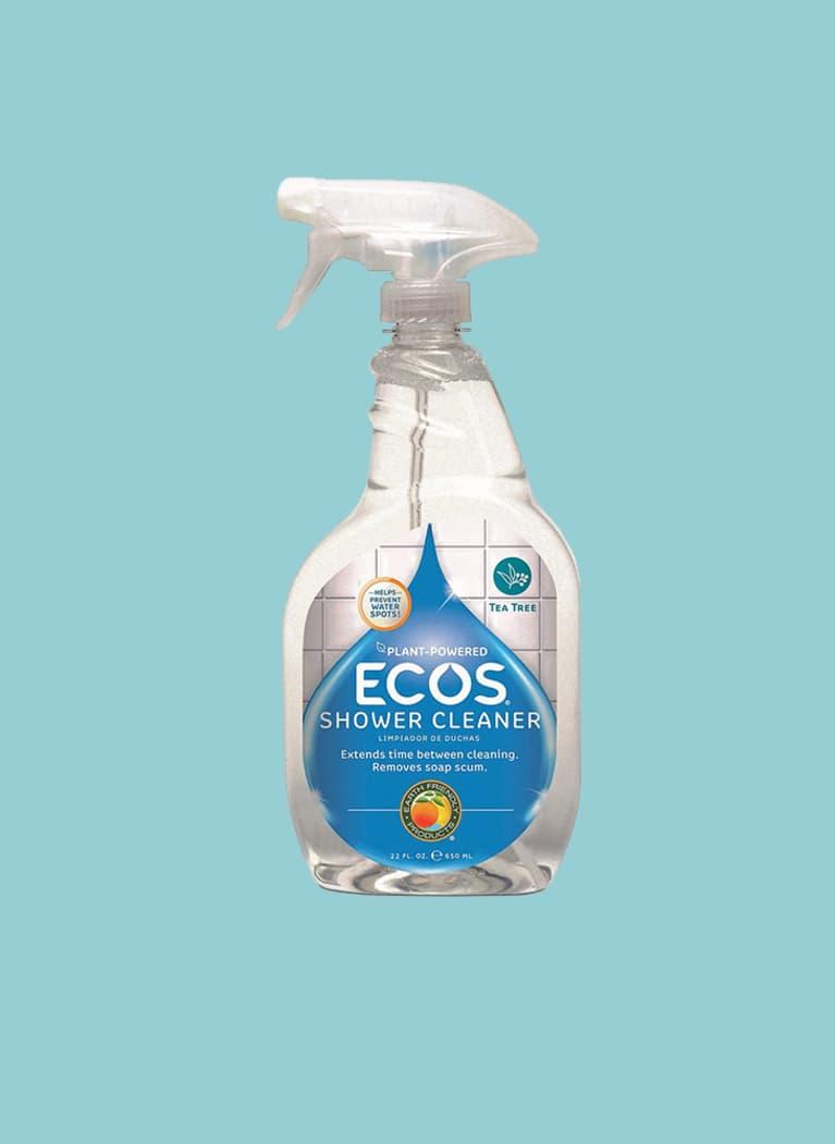 ECOS shower cleaner bottle