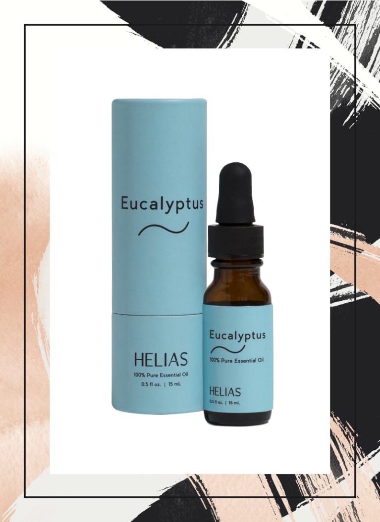 Helias Eucalyptus 100% Pure Essential Oil