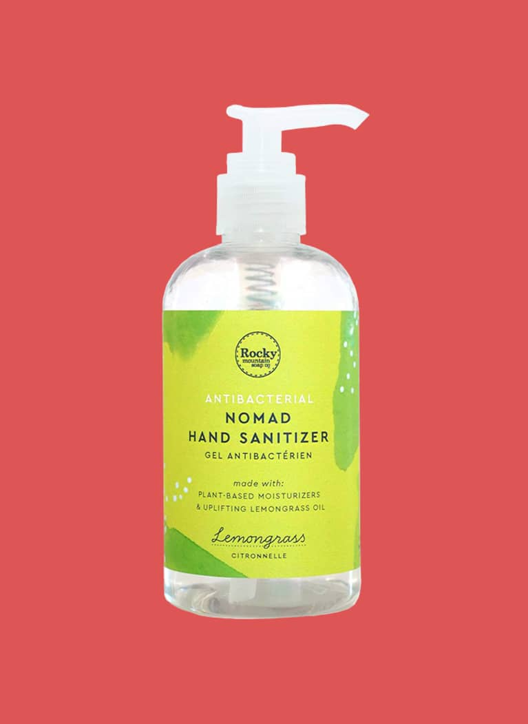 rocky mountain hand sanitizer