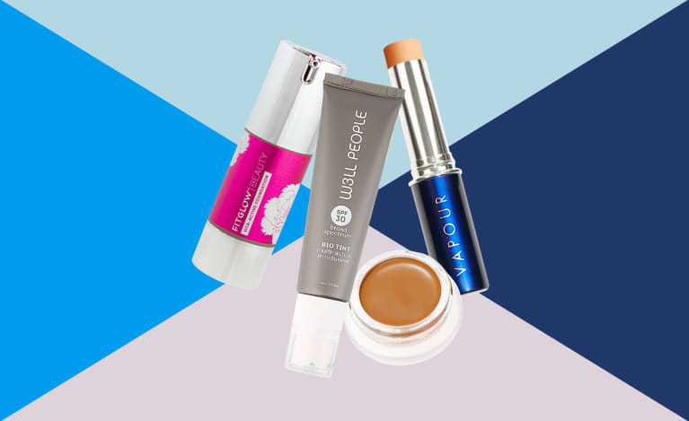 We Found The Perfect Organic & Natural Foundations For Every Skin Type