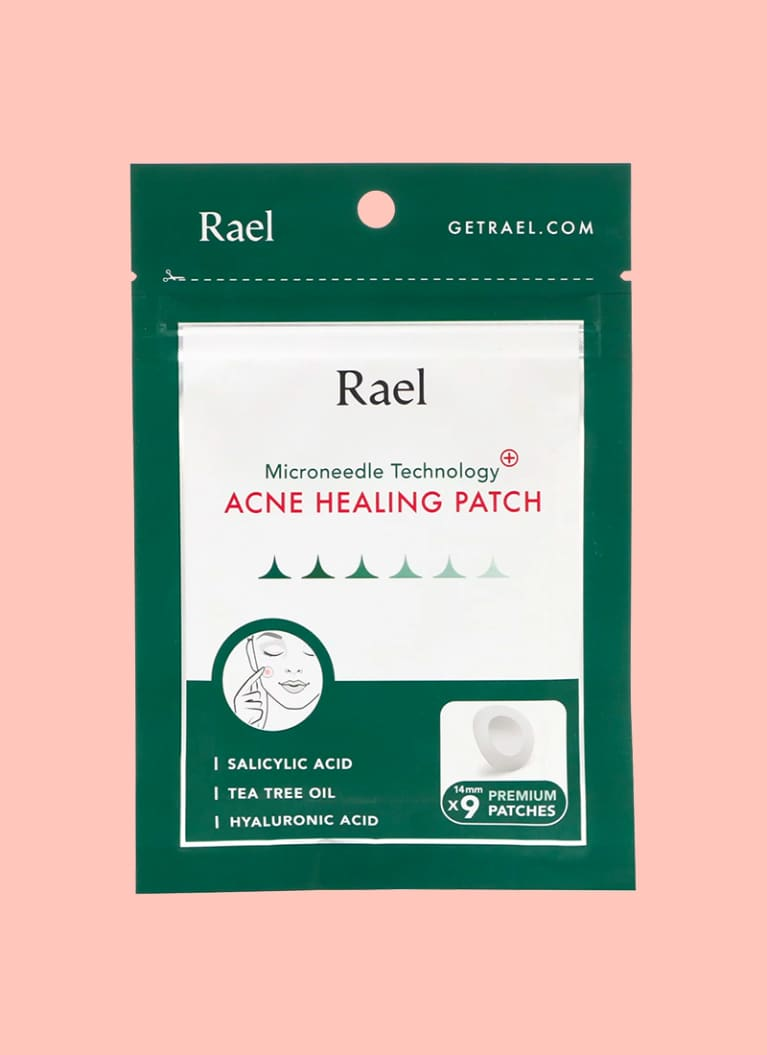 Rael Microneedle Technology Acne Healing Patches