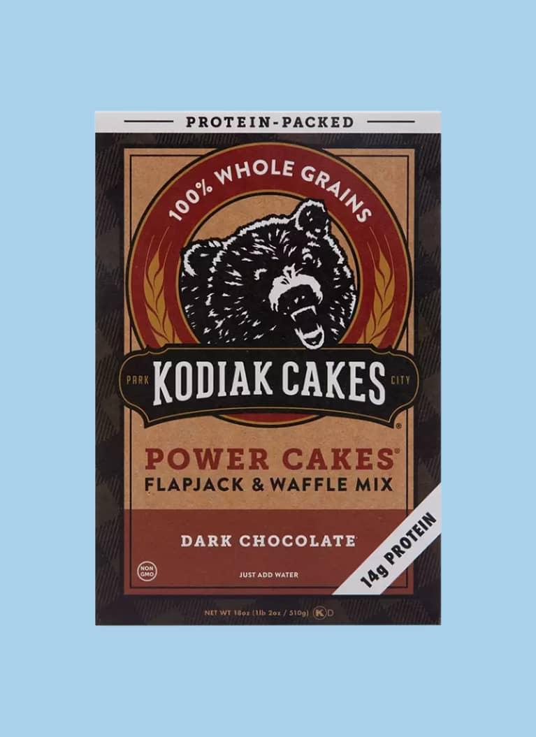 Kodiak Cakes Almond Poppyseed Power Cakes Flapjack & Waffle Mix