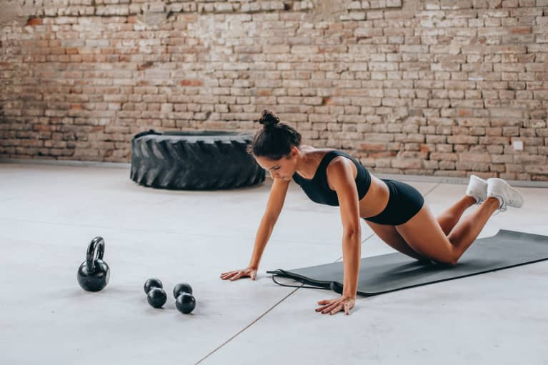 6 Types Of Push-Ups & How They Strengthen Different Parts Of Your Body