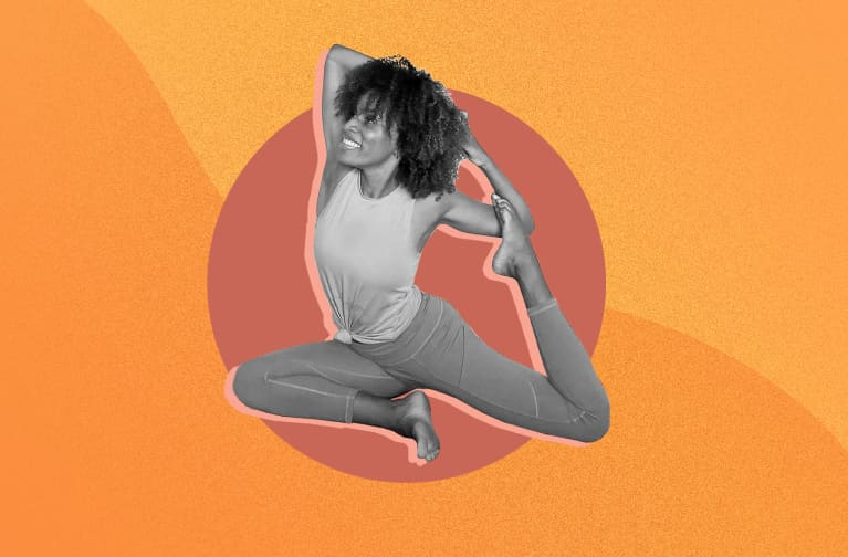 This Spine-Strengthening Yoga Pose Also Activates Your Core & Glutes