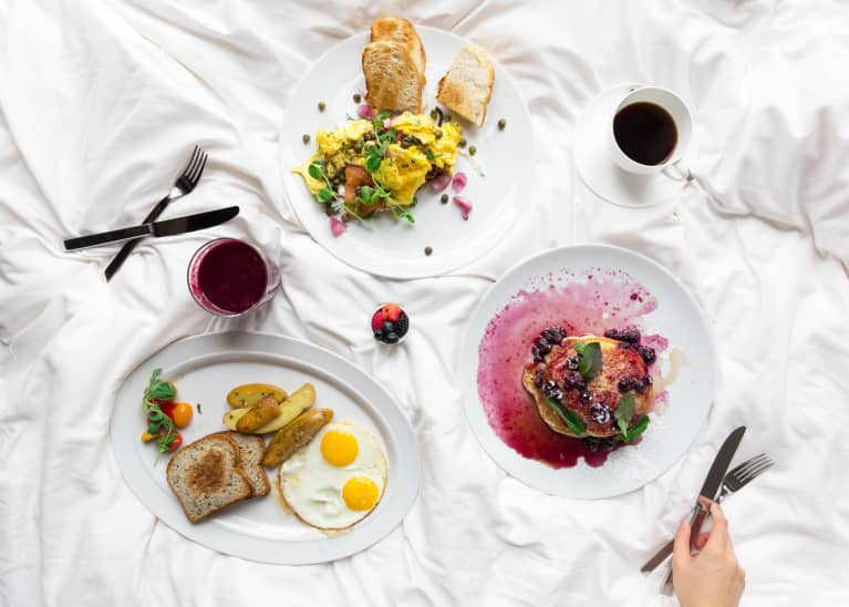 Looking to burn more calories? Then eat a big breakfast