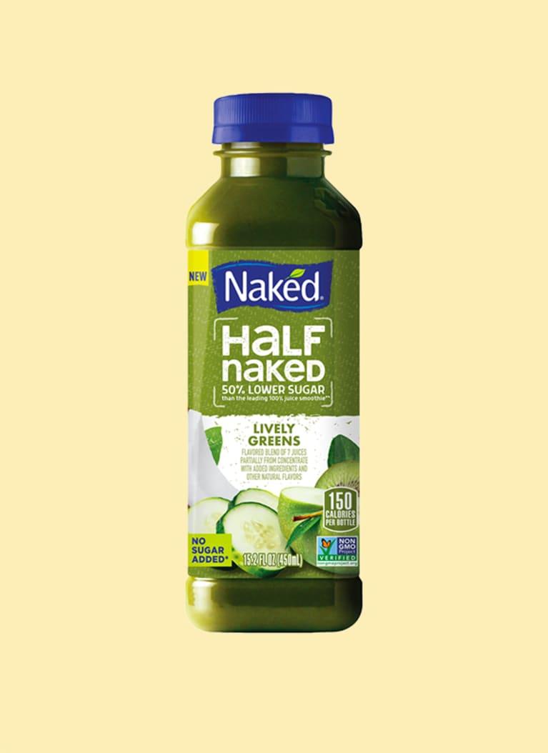 Naked Juice Half Naked Lively Greens