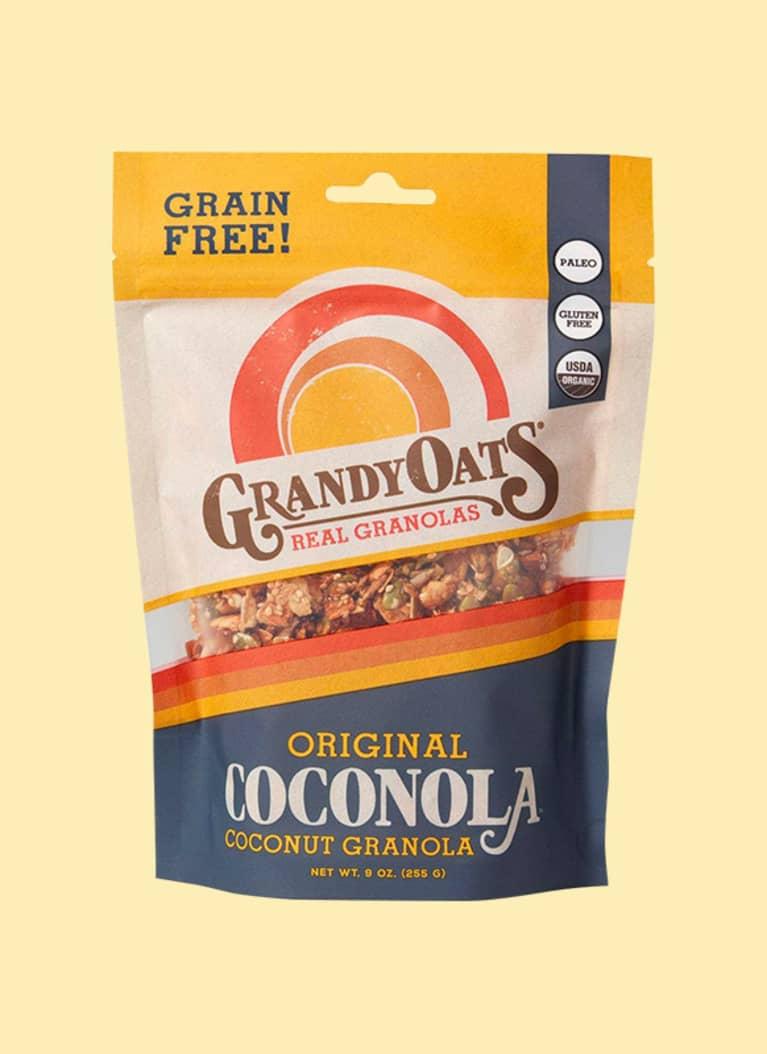 GrandyOats Coconola