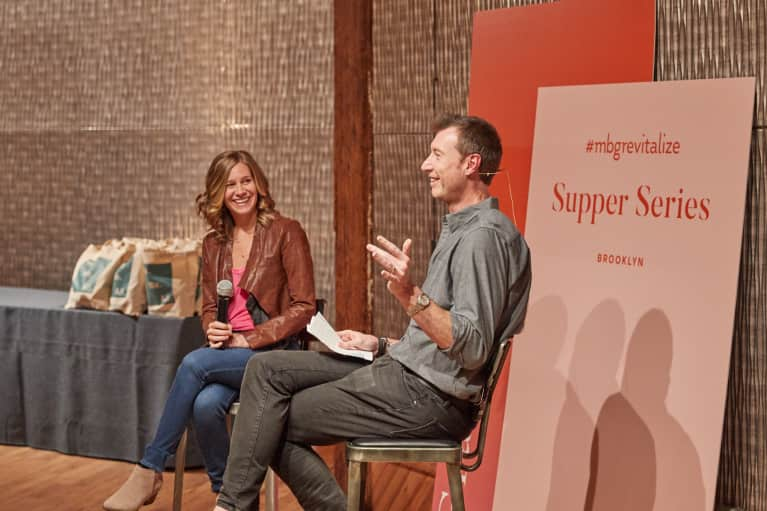 Plant-based Food, Connection & Gratitude Rituals From mbg's Revitalize Supper Series