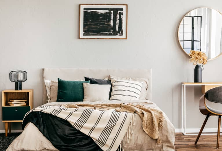 The Bedroom Colors That'll Help You Fall Sleep, According To Feng Shui