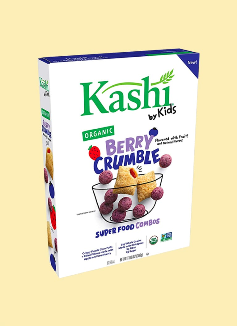 Kashi® by Kids Berry Crumble Cereal