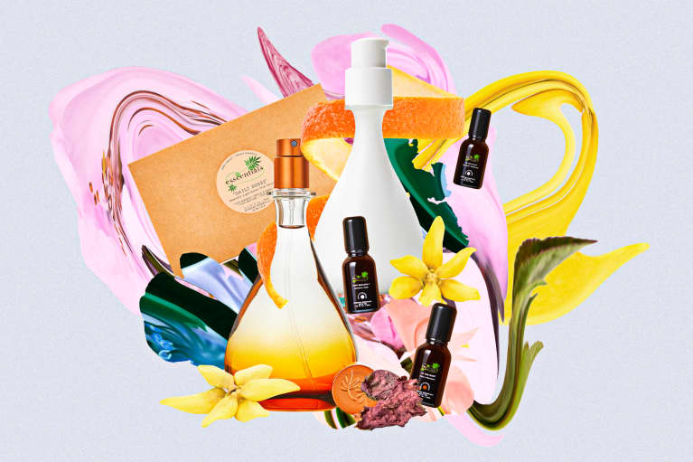 Amazon Just Launched A New Natural Fragrance Brand & We're Obsessed