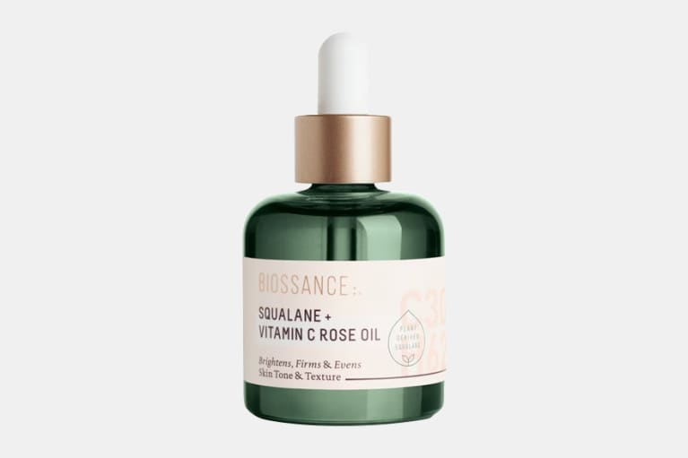 Biossance rose oil