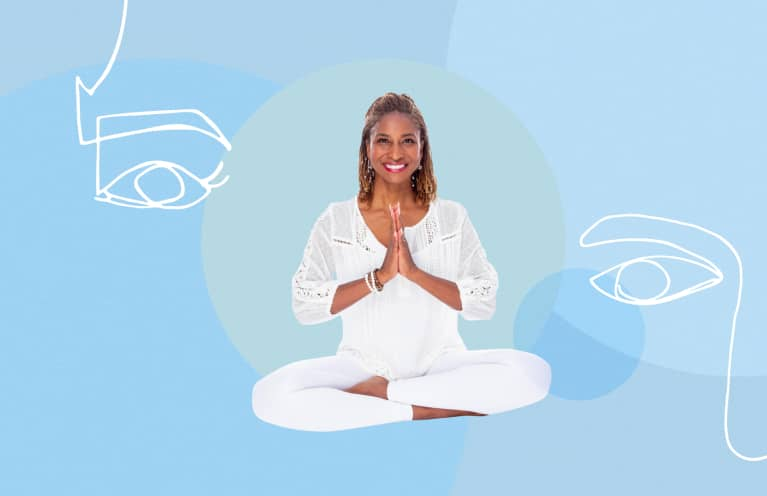 How Eye Yoga Can Help You Relieve Stress