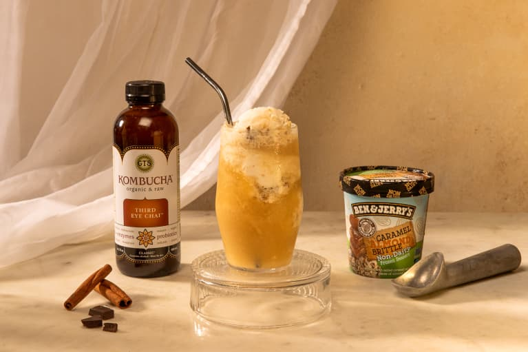 Kombucha Floats