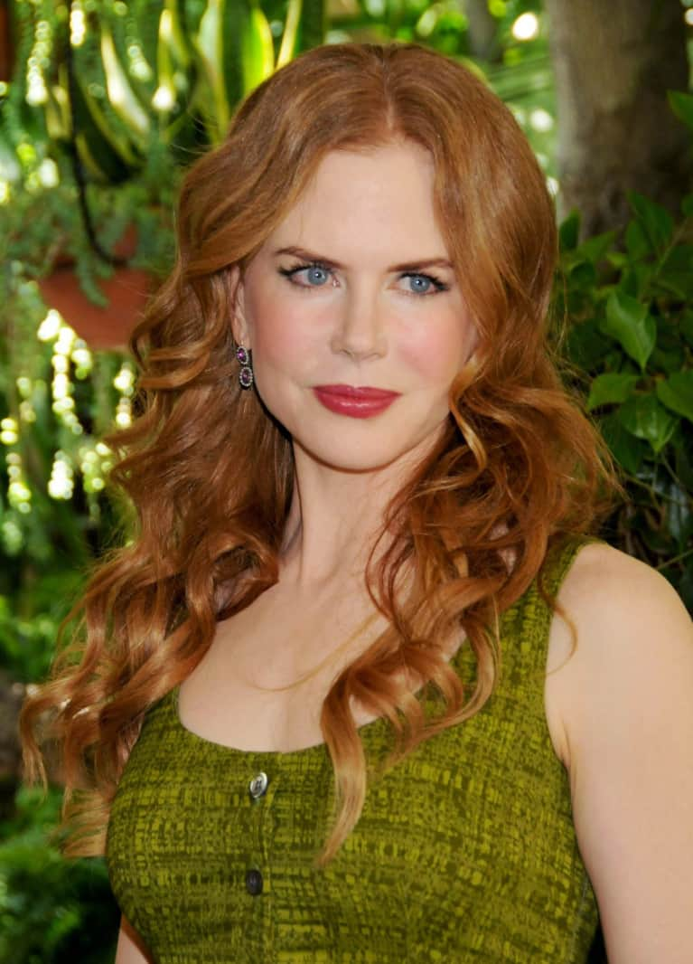 Nicole Kidman's Favorite Food Is The Key To Saving The Environment
