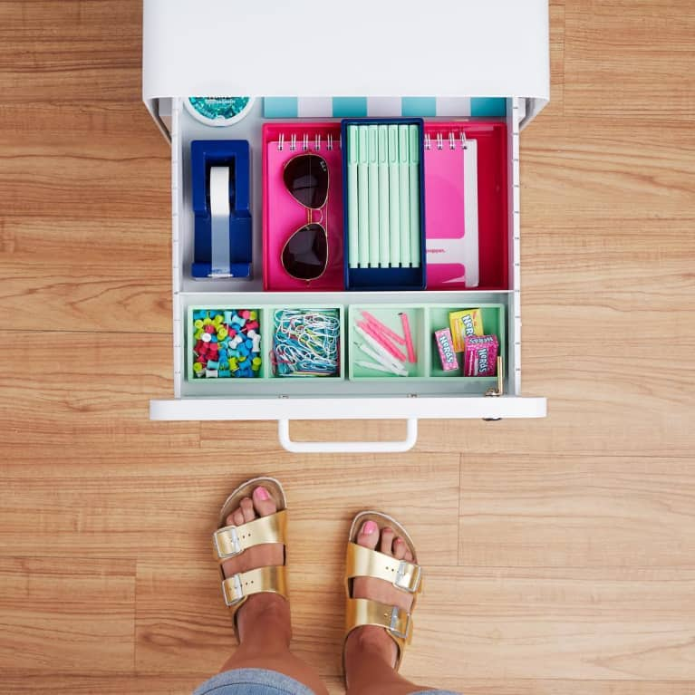 Professional Organizers Name The Storage Must-Haves They Use Again & Again