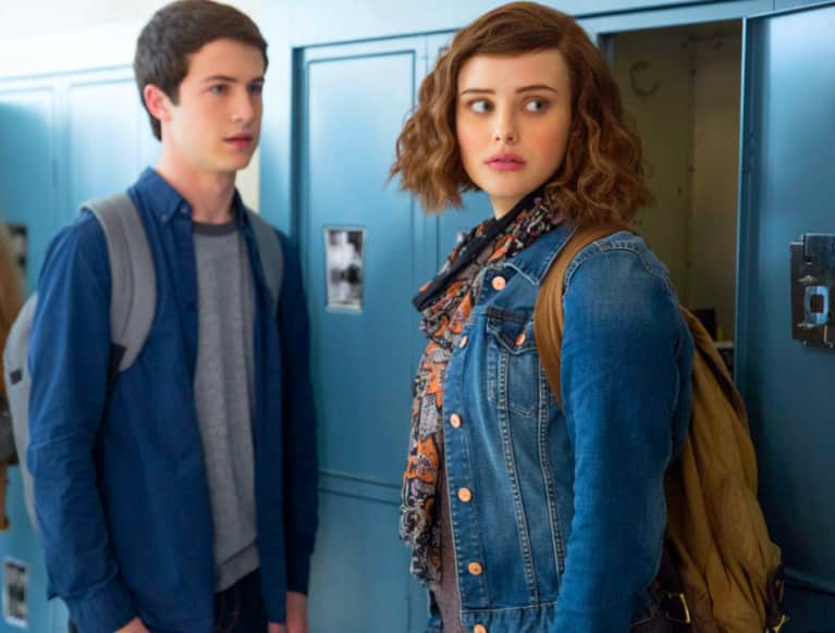 Suicide-Related Internet Searches Spiked Following The Release Of '13 Reasons Why'