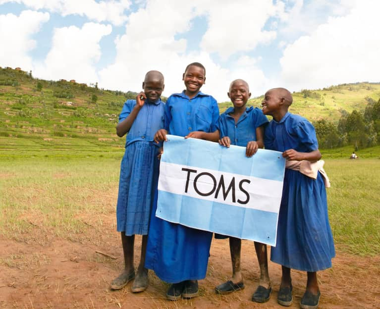 TOMS Founder On Conscious Consumerism & How To Start A Mission-Driven Company