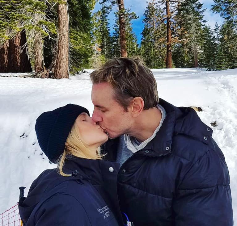 Kristen Bell Shares The Secret To A Happy Marriage