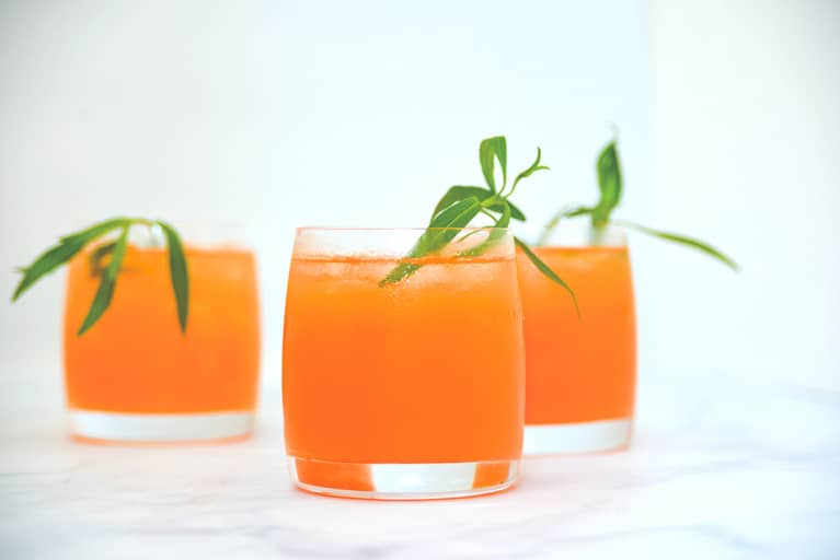 These R.D.'s Fixed Up A Set Of Mocktails With Benefits For Your Summer Sipping