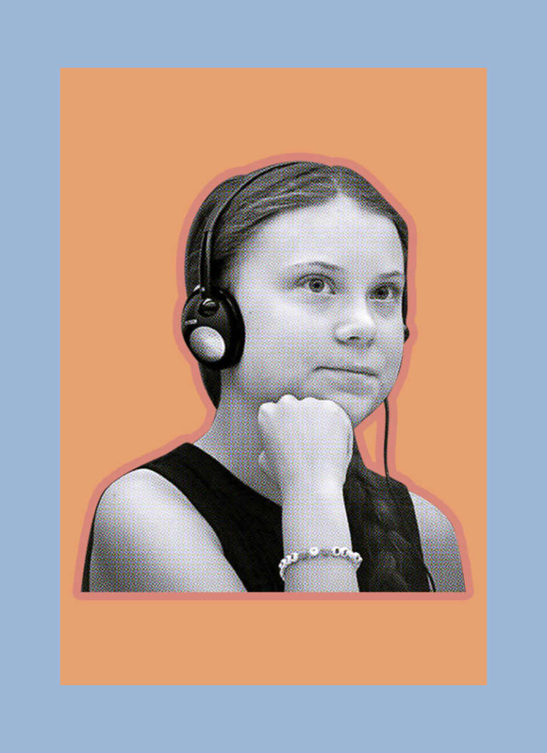 1. Greta Thunberg (16 years old)