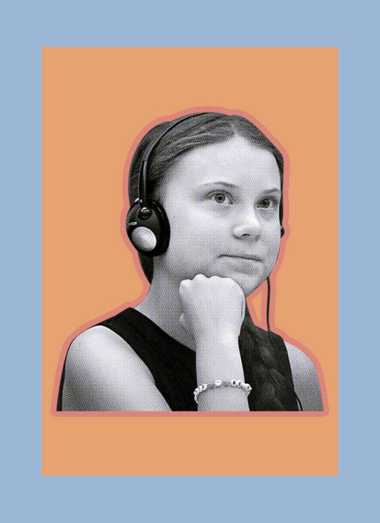 1. Greta Thunberg (16 years old)