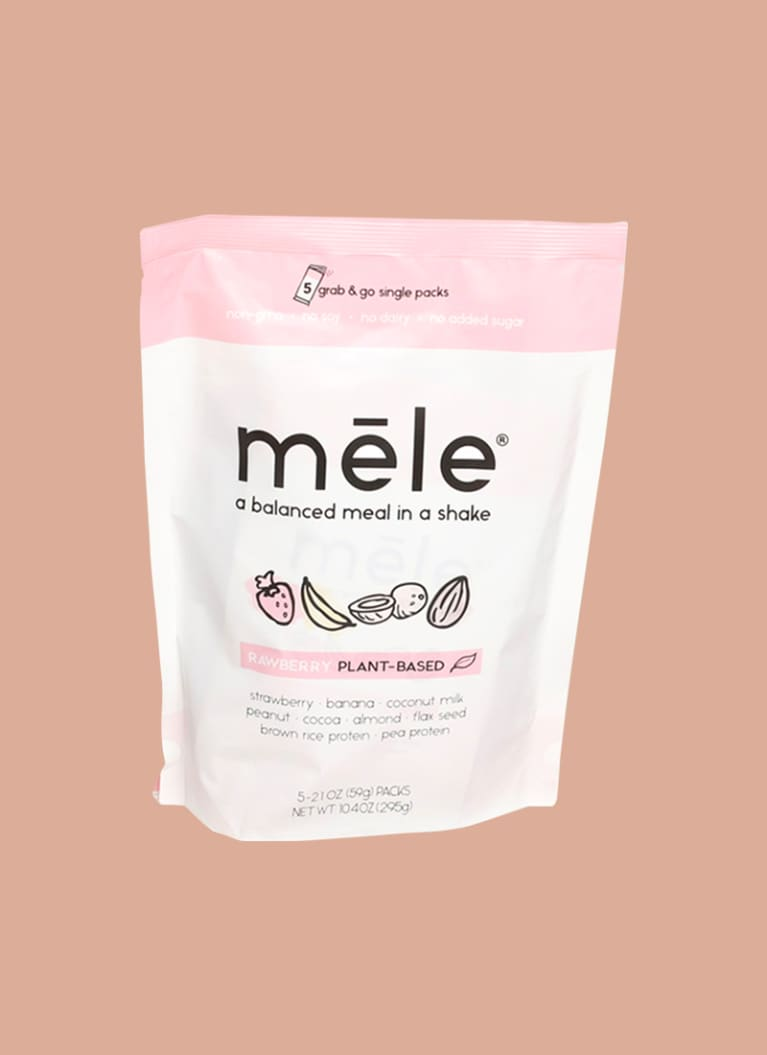 mēle Rawberry Plant-Based Protein