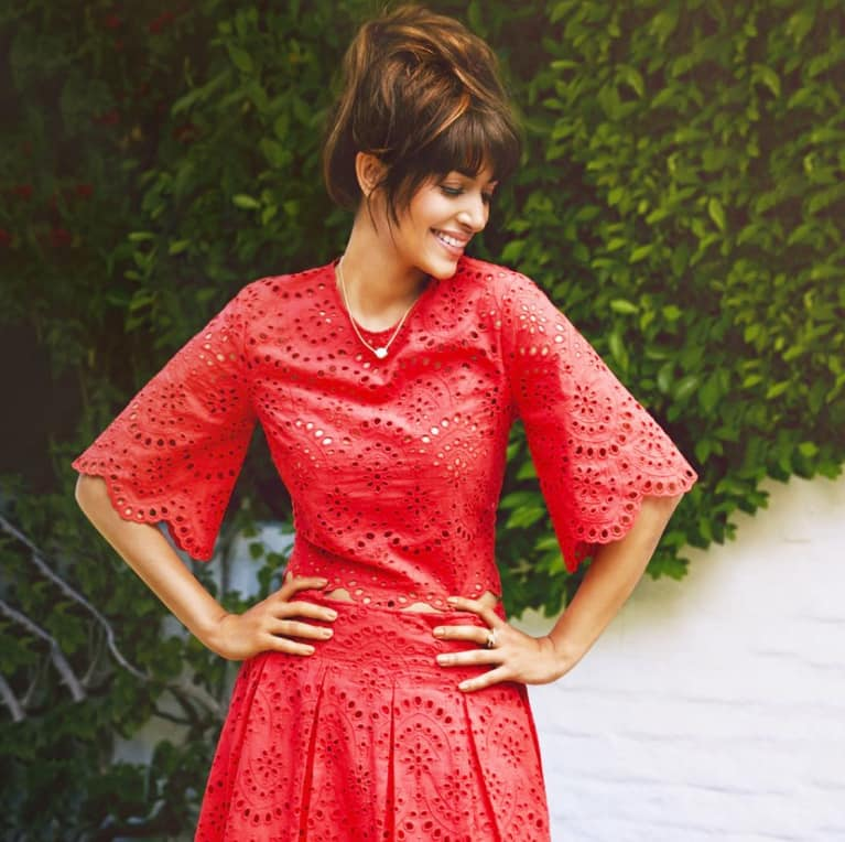 You'll Want To Steal 'New Girl' Star Hannah Simone's Wellness Practices