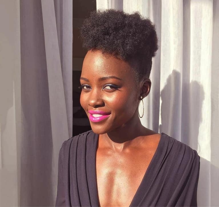 The Self-Care Philosophy That Keeps Actress Lupita Nyong'o Grounded