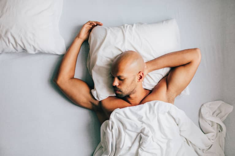 Getting Enough Sleep Is Seen As Less Masculine, Study Finds