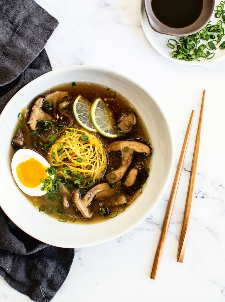 Got A Ramen Craving? Try This Low-Carb & Keto-Friendly Version
