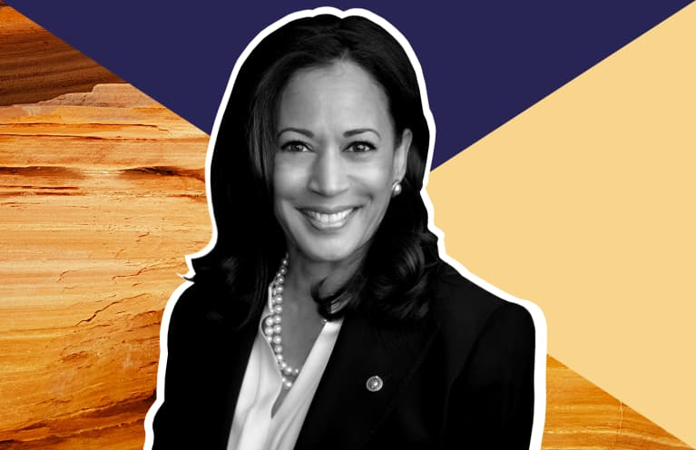 Kamala Harris health & fitness tips