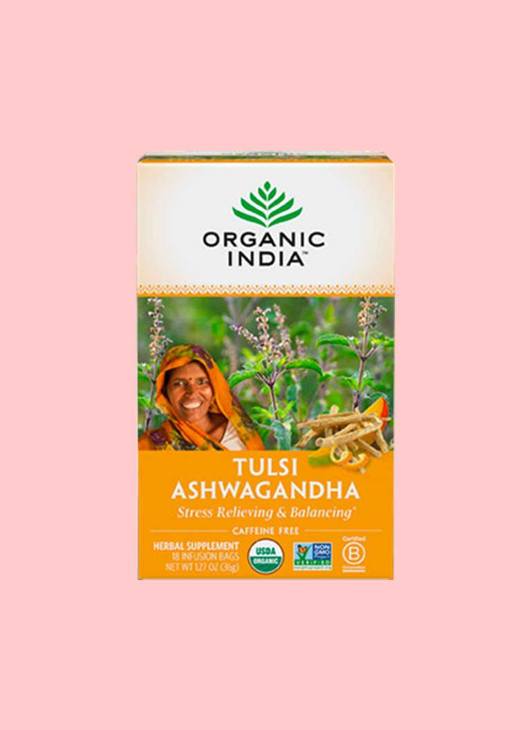 Organic India Tulsi Ashwagandha
