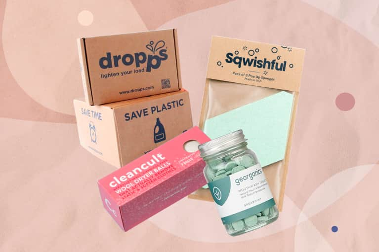 An Eco-Friendly Swap For Your Cleaners, Detergents & Other Home Goods You're Constantly Buying