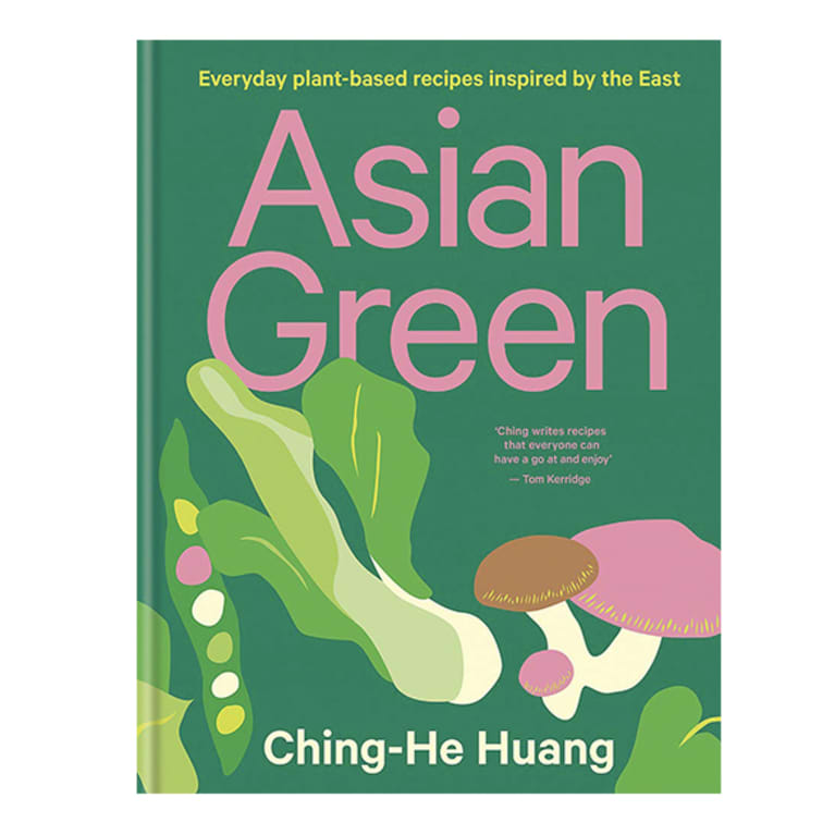 Asian Green cover