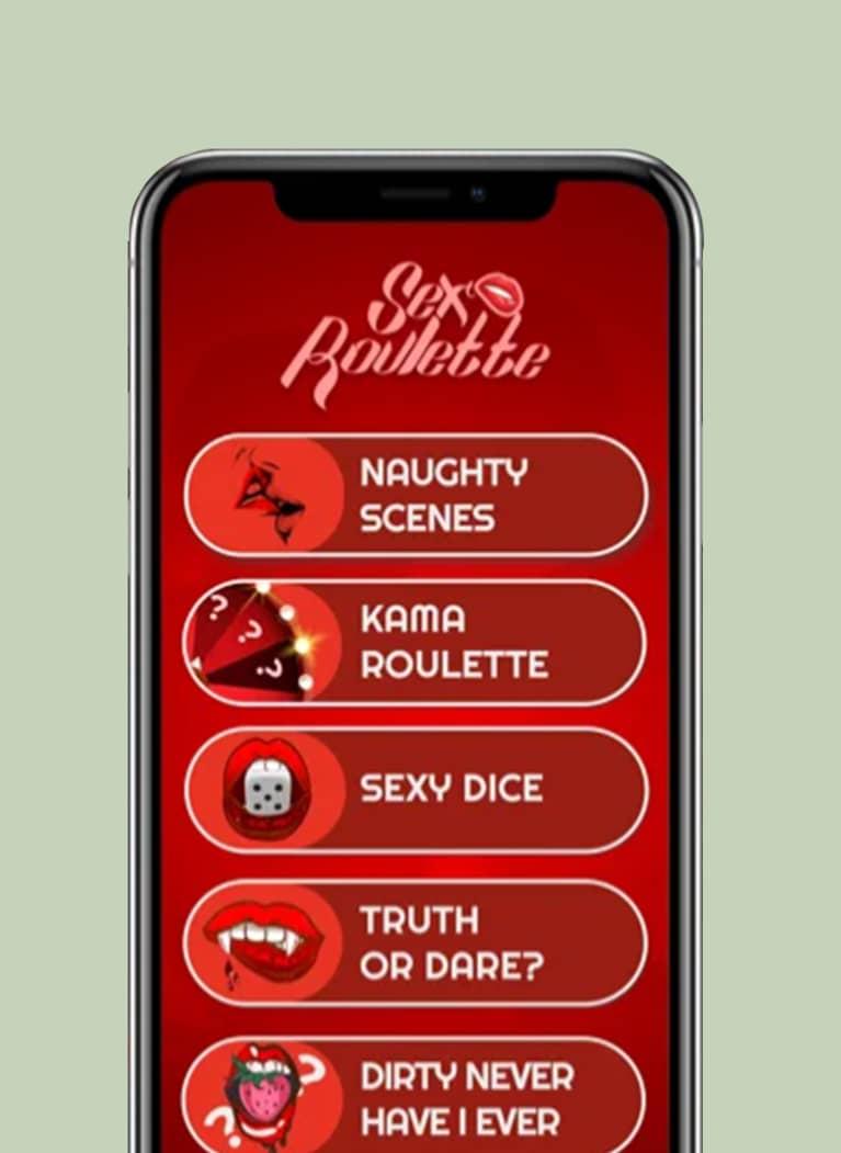 8. Sex Roulette