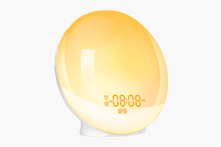<p>LBell Wake-Up Light and Alarm Clock </p>